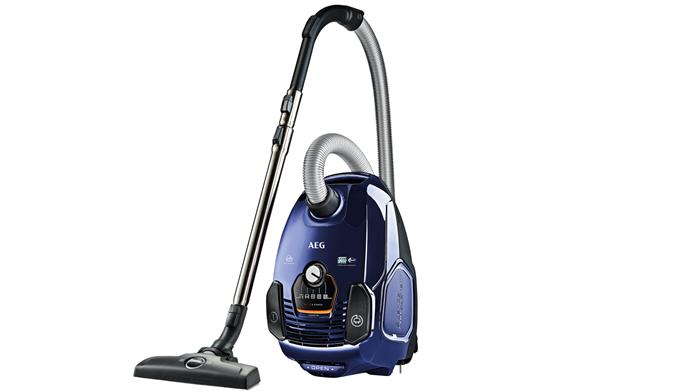 AEG VX7-2-DB review: AEG's sterling suction cup is a low-cost corded vacuum that's ideal for hard floors