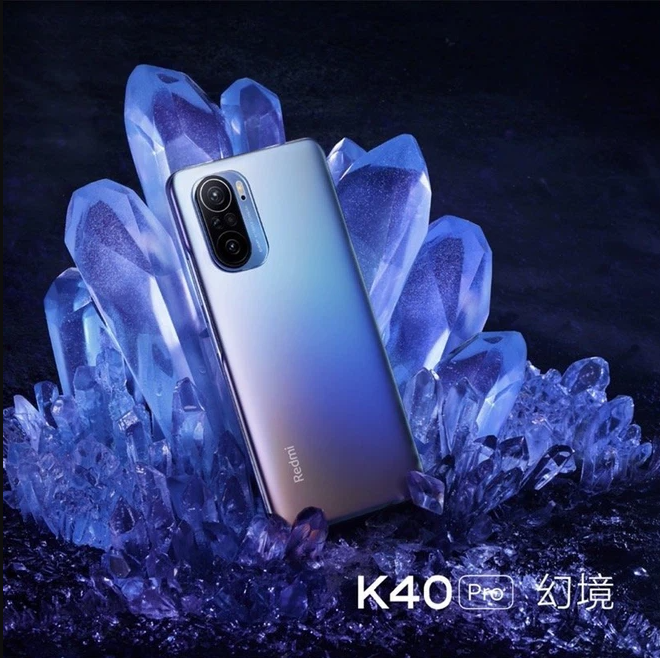 After only 5 minutes of selling, Xiaomi sold 300,000 Redmi K40