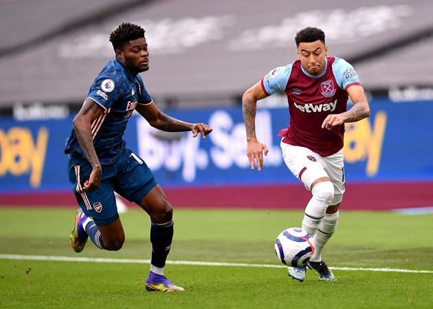 Lingard deserved the MVP title after the London Derby (Image: Getty)