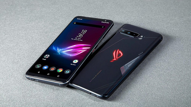 Asus ROG Phone 5 set a record with 18 GB RAM - Photo 1.
