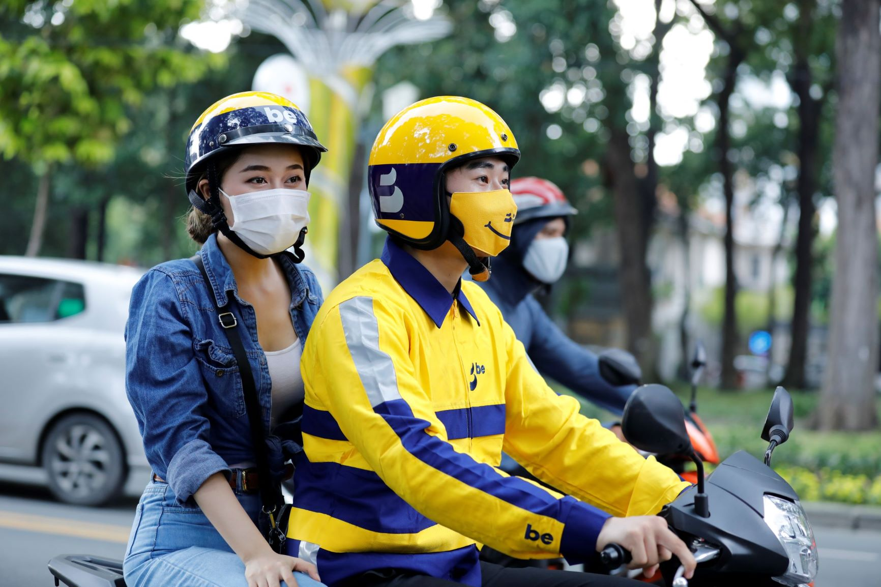 Be app offers discounts on motorbike ride and delivery services in Ho Chi Minh City, cheaper than Grab - VnReview