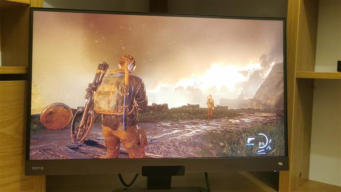 BenQ EX2780Q review: a very versatile gaming monitor