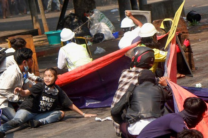 Bloodiest day in Myanmar: 38 people were killed in protests - photo 1