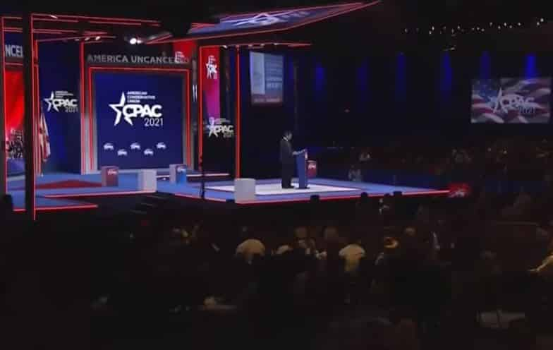 The CPAC 2021 meeting focused heavily on electoral integrity