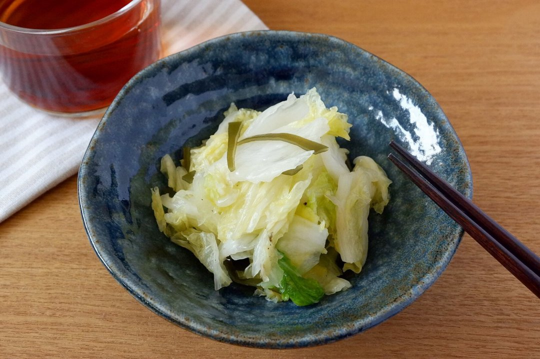 """recipe Easy with 3 ingredients!How to make the classic side dish """"Salted Chinese cabbage"""" and 3 popular recipes"""
