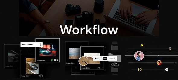 Format announces Workflow, a service to help photographers manage their business: Digital Photography Review