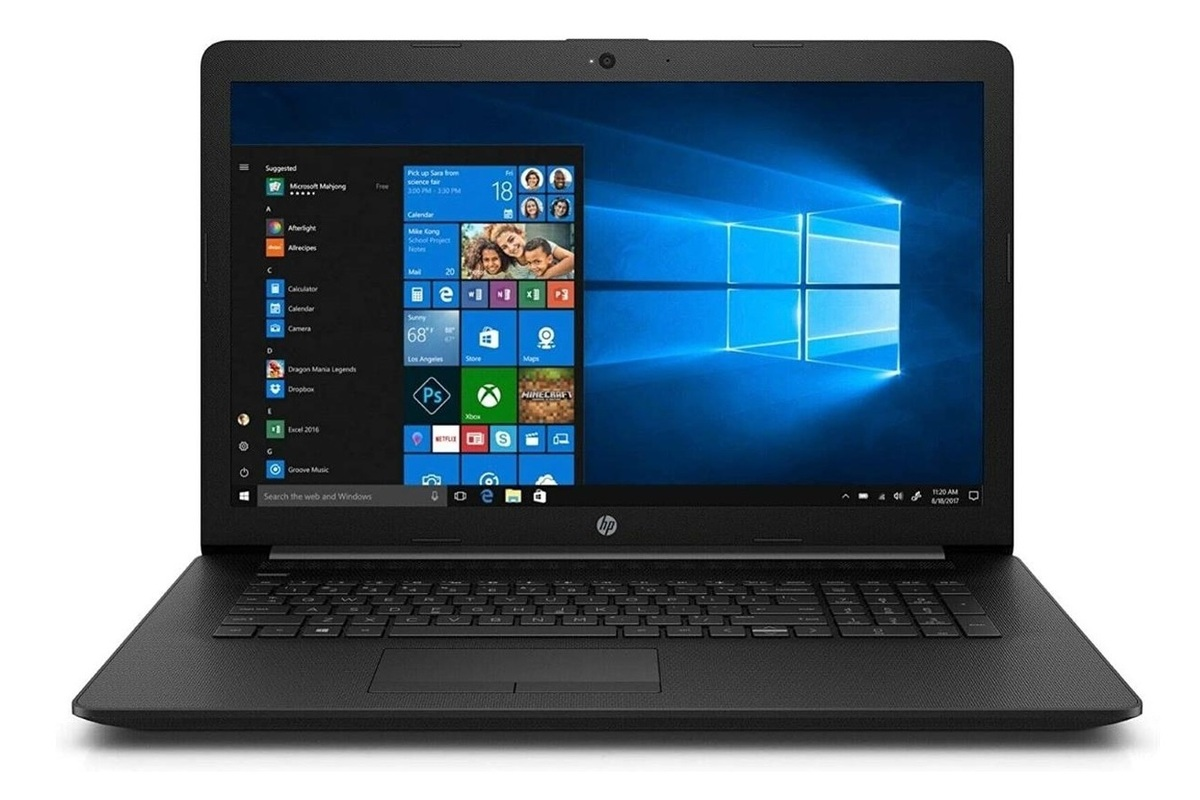 Get a big, fast 17-inch HP laptop for $480 after a massive discount