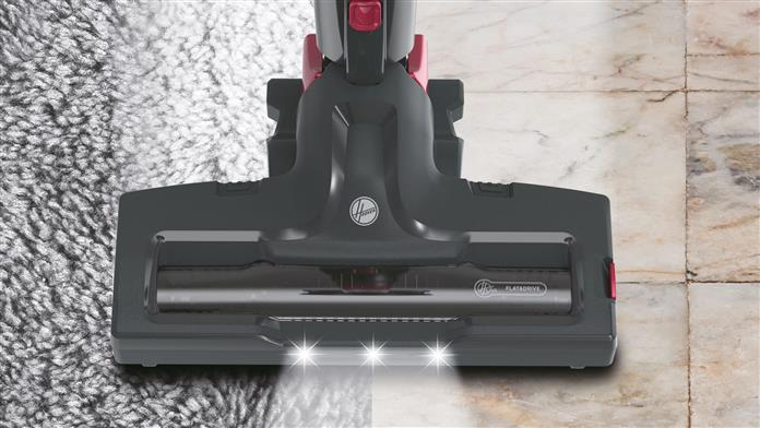 Hoover H-Free 300 review: optimistic performance of a cheap and versatile cordless vacuum