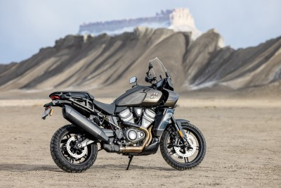 2021.02.24.  8,921 read Harley has changed!  Harley-Davidson launches brand's first adventure lineup Pan America 1250 Roadtest 17