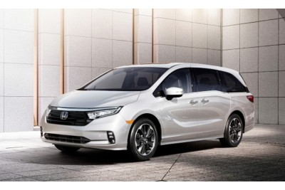 2021.02.25.  22,508 read Honda Odyssey 2021'Family Minivan' released Car&Tech 100