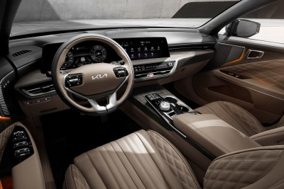 Read 78,064 8 hours ago,'A sense of luxury beyond Genesis' Kia K8 indoor unveiled Autobuff 260
