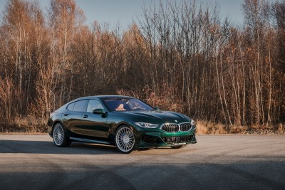 2021.03.26.  14,652 read Alpina B8 Gran Coupe reveals more powerful BMW with 612 horsepower Motor Magazine 67