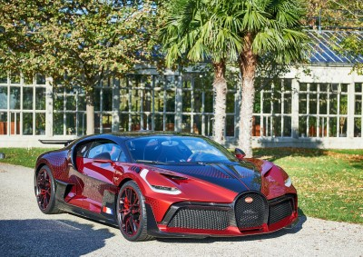 2021.03.03.  19,474 read Bugatti's'Divo Lady Bug' Motor Daily produced over two years at customer request 17