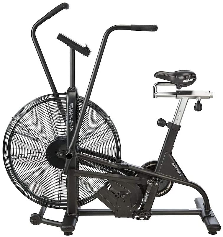 Assault AirBike Classic in black