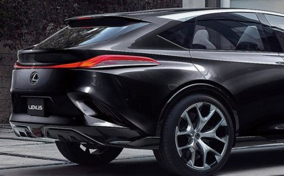 2021.02.28.  27,150 read Lexus' new luxury crossover design to compete with BMW's X8'new flagship coming out' Anatomy 72