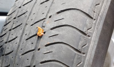 2021.03.02.  57,273 read Tire puncture earthworm, is it okay to keep riding?  Casuri 81