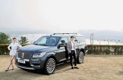 2021.03.25.  14,249 read The full-size American luxury SUV is coming.  'New Lincoln Navigator' officially launched Motor Magazine 32