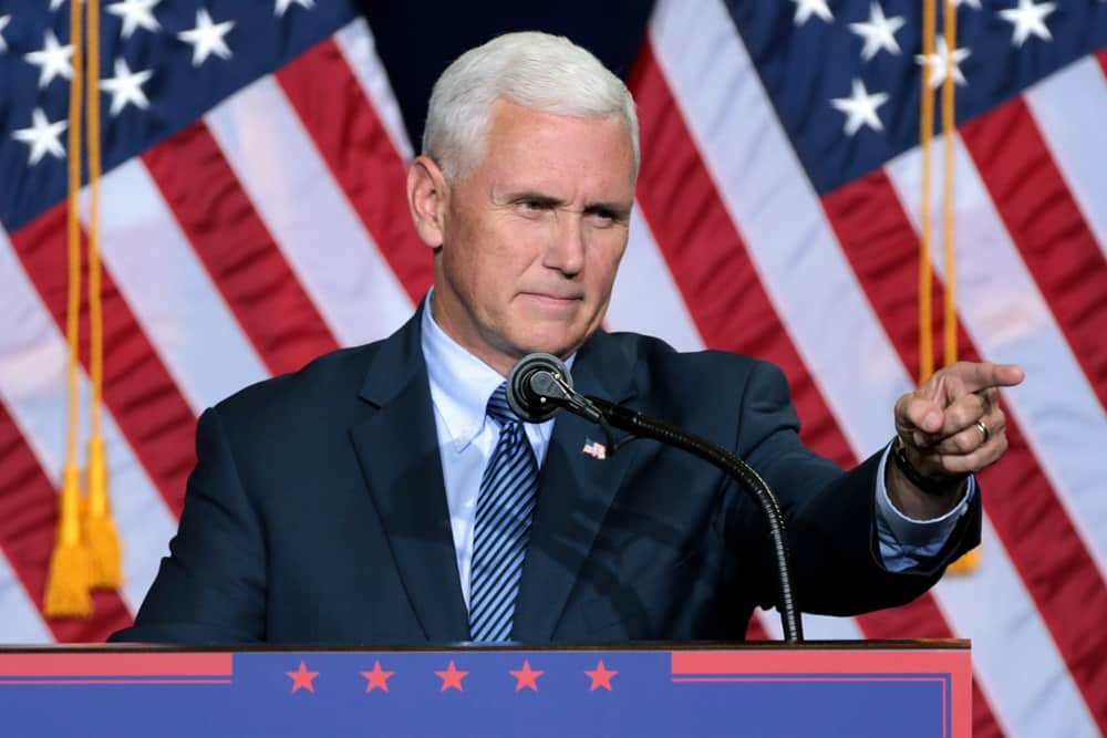 Trump's adviser denied the former president would have accompanied Pence if he ran for 2024
