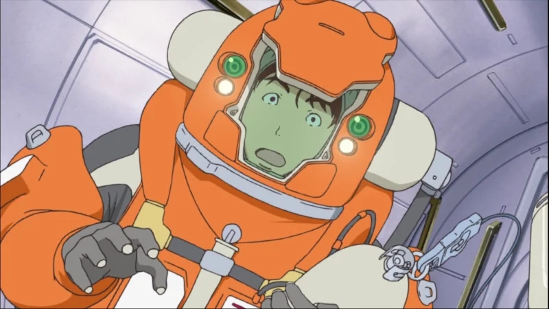 Mission to Mars? – All the Anime