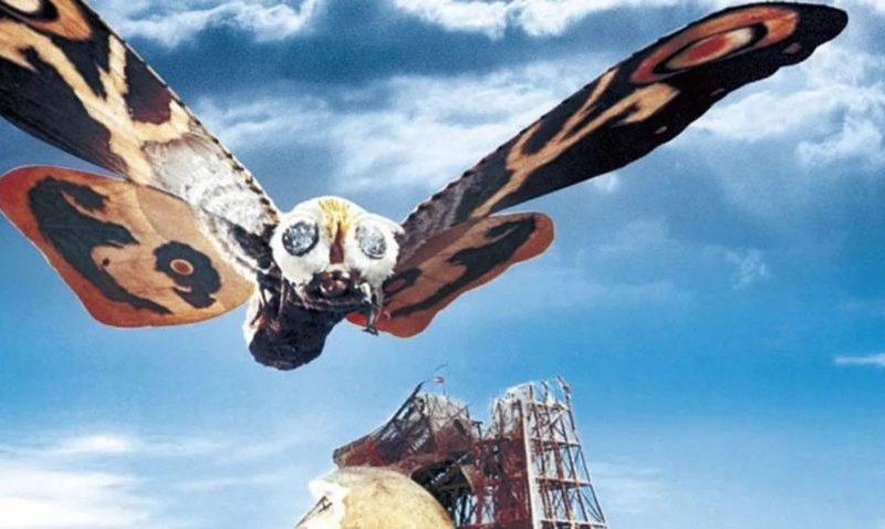 Mothra – All the Anime