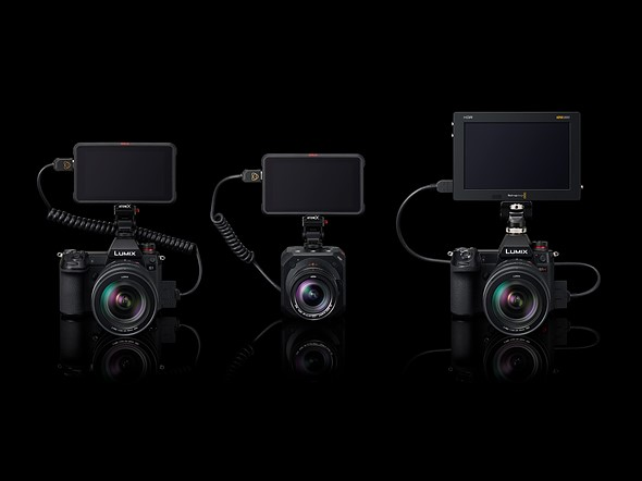 Panasonic to bring Blackmagic Raw recording and more to the S1H, S1 in forthcoming firmware updates: Digital Photography Review
