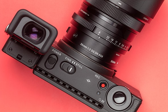 Sigma fp L initial review: Digital Photography Review