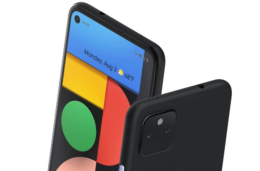Buy the Google Pixel 4a 5G from T-Mobile for only $350 - T-Mobile drops price of Pixel 4a 5G to $349.99; new line not required