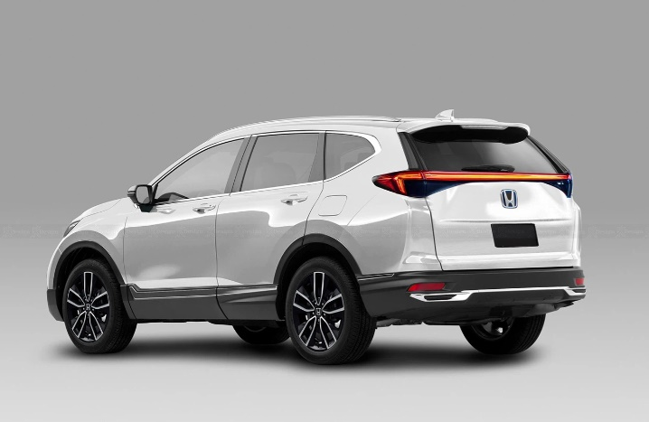 New generation Honda CR-V revealed: The appearance of the Toyota Fortuner is extremely fierce, with a competitive price photo 1