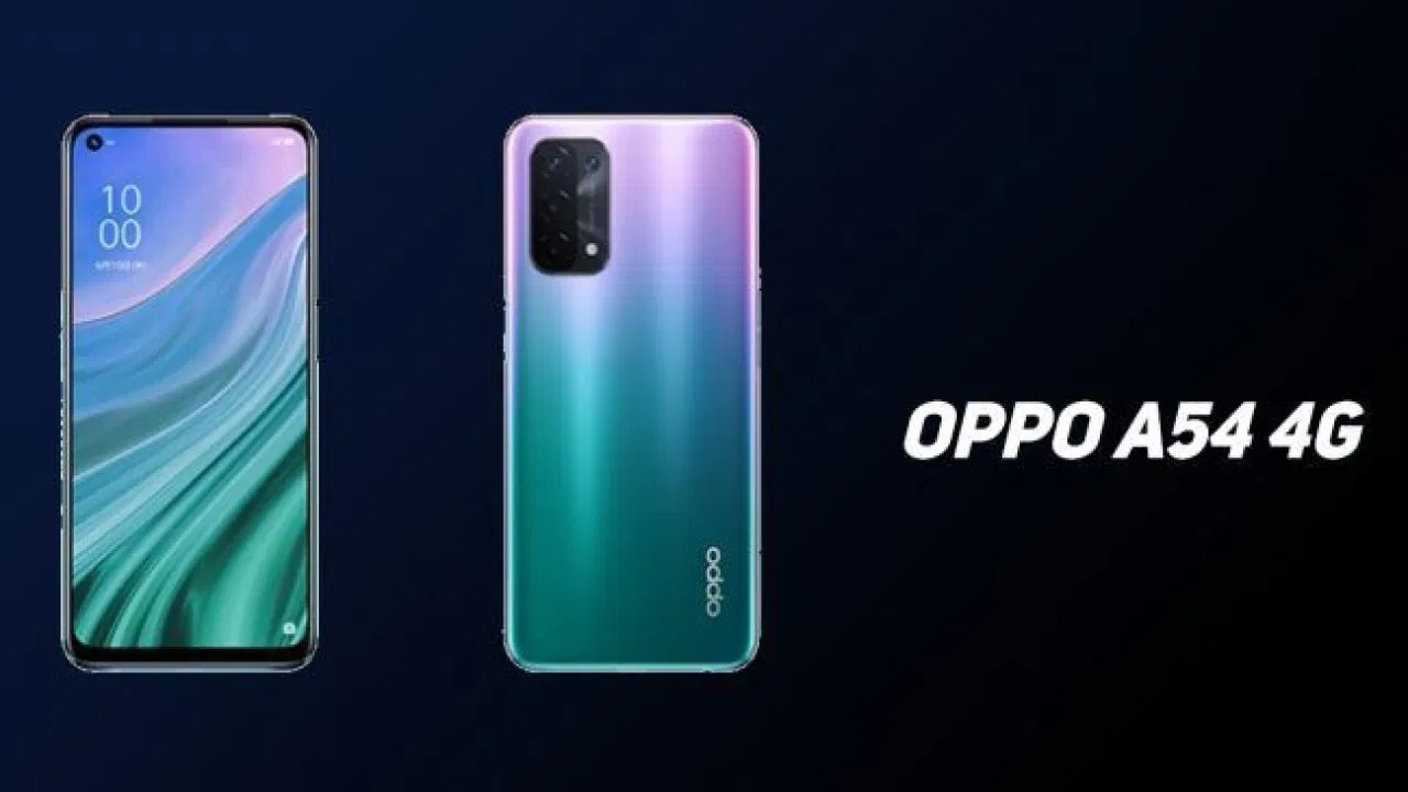 Sforum - Latest technology information page Oppo-A54-4G-1 There is a lot of evidence that OPPO A54 4G is about to launch