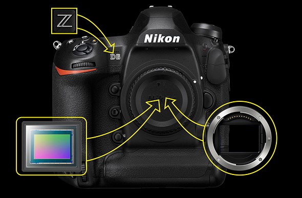 Why the speed of Stacked CMOS is key to Nikon's pro mirrorless camera: Digital Photography Review