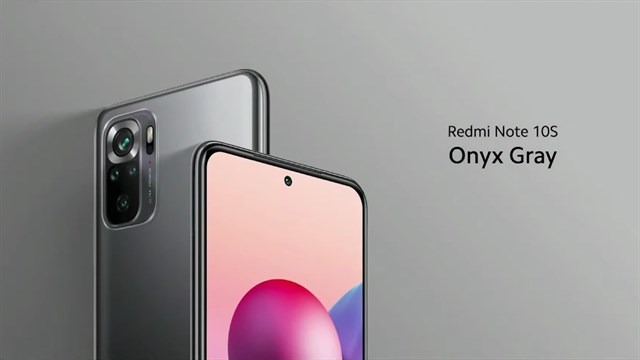First impression Xiaomi Redmi Note 10S: Beautiful and vivid AMOLED screen, using Helio G95 instead of Qualcomm's chip and price from 5.3 million *