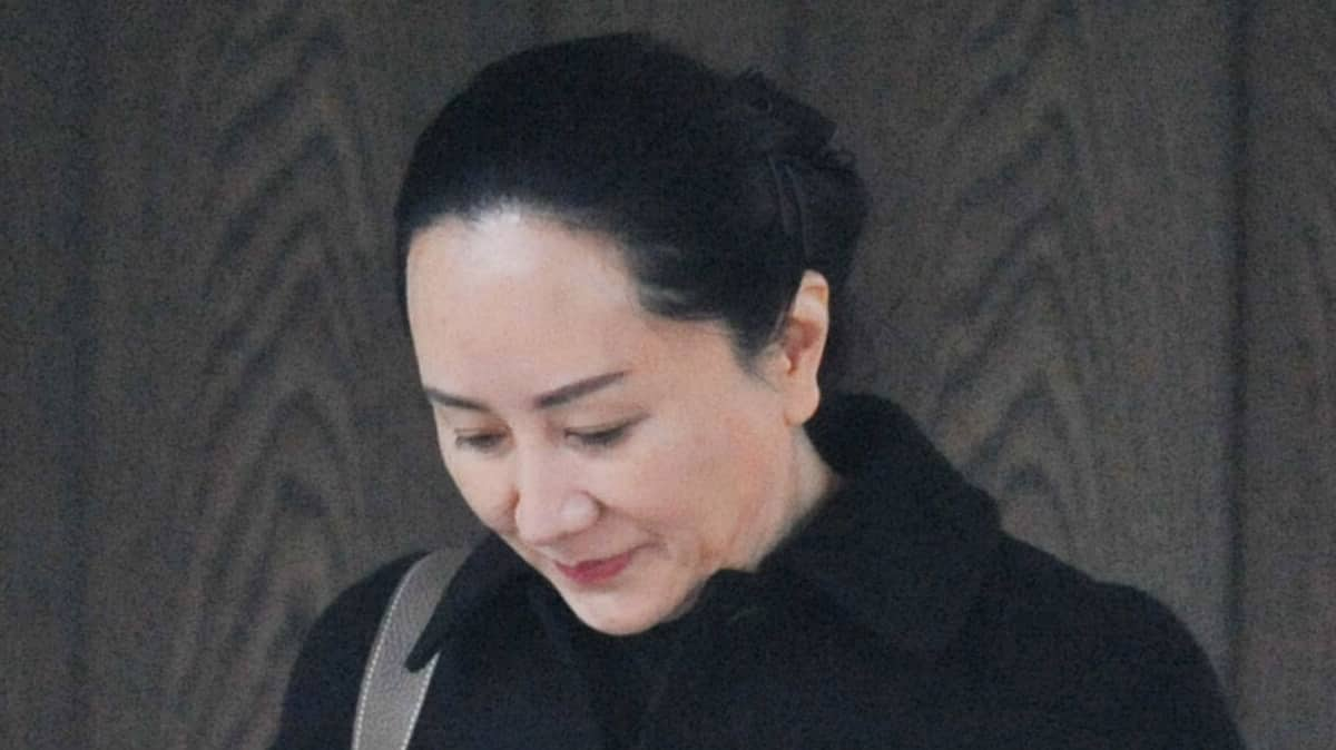 Meng Wanzhou A prisoner of the conflict between Washington and Beijing