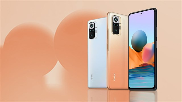 The first impression of Redmi Note 10 Pro: Price from 5.1 million * has a 120 Hz screen, Snapdragon 732G chip, ...