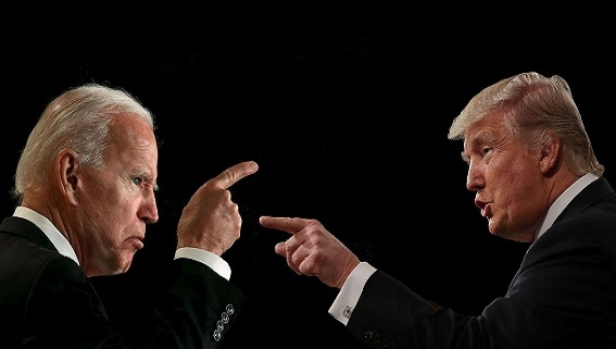 Why was Trump acquitted, Mr. Biden also sighed?