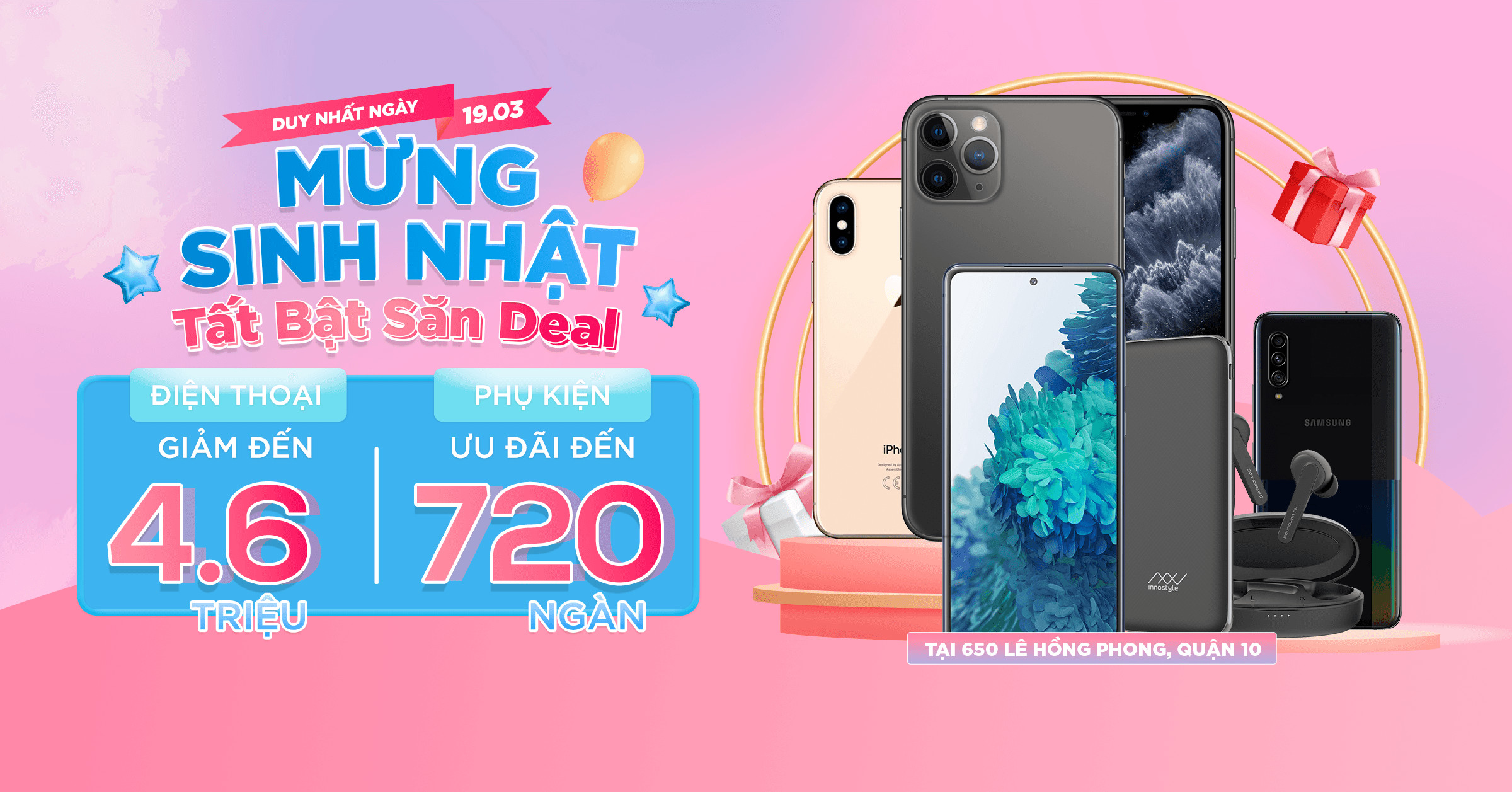 iPhone 12 Pro Max, Xs, Galaxy S10 Plus down to 5 million at XTmobile