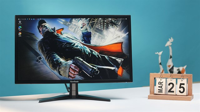 On hand 4 models of ViewSonic gamers dedicated to gamers: Full selection for you
