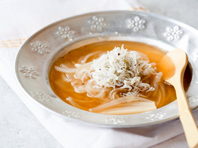 recipe Peel and microwave OK!Easy onion soup recipe directly from a professional
