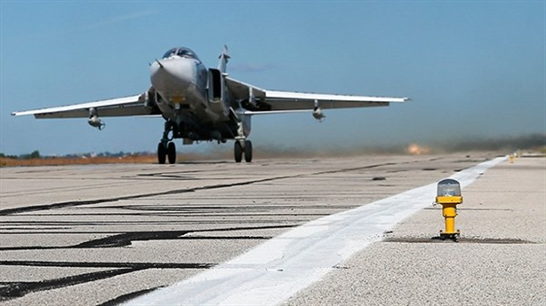 New confrontation in Syria: Bombers arrive in Khmeimim