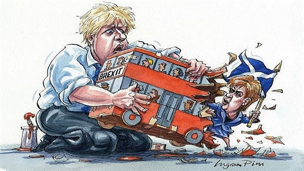 Brexit makes UK pay the price soon?