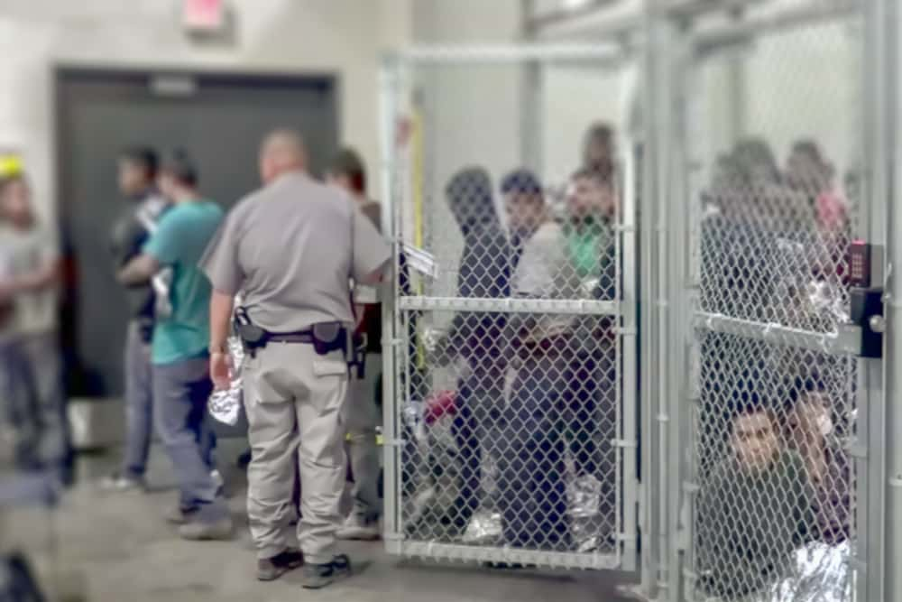 Democrats block the COVID-19 test for illegal immigrants