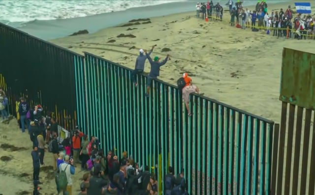 Democrats want the US to stop controlling border immigration