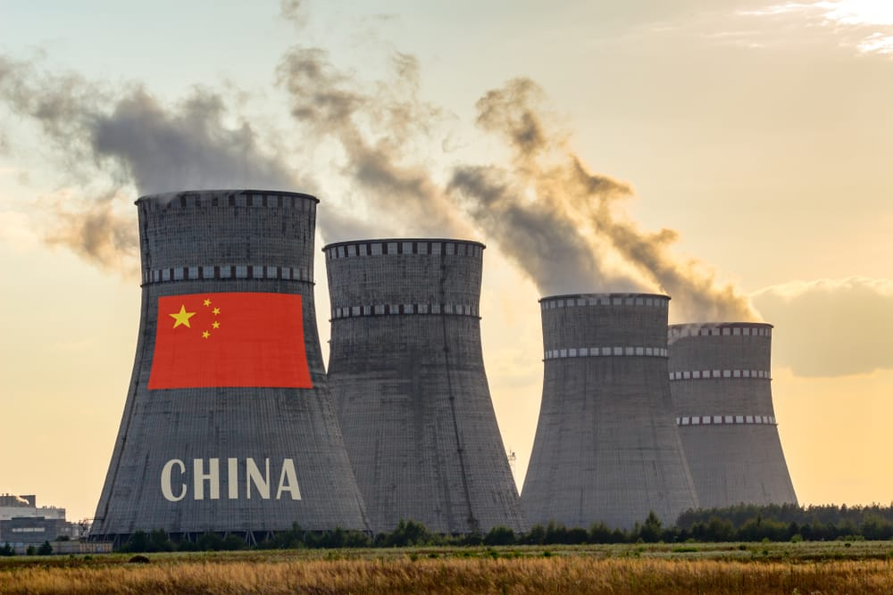 Telegraph: British scientists have helped China develop nuclear weapons technology