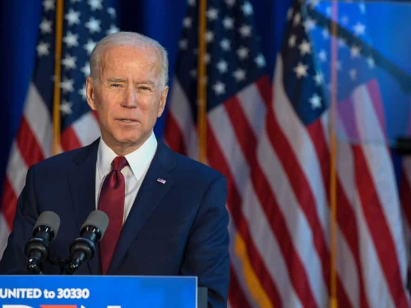 The Biden government limits contact with the press and the public