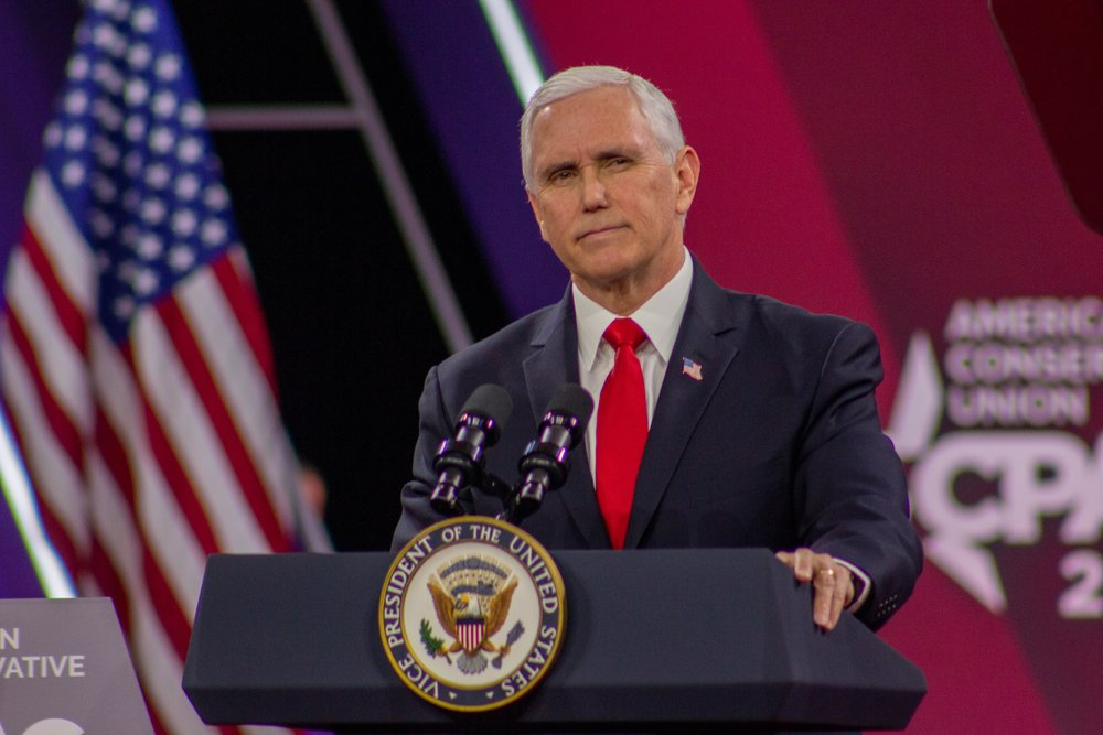Mr. Mike Pence and six prominent Republicans did not attend the CPAC