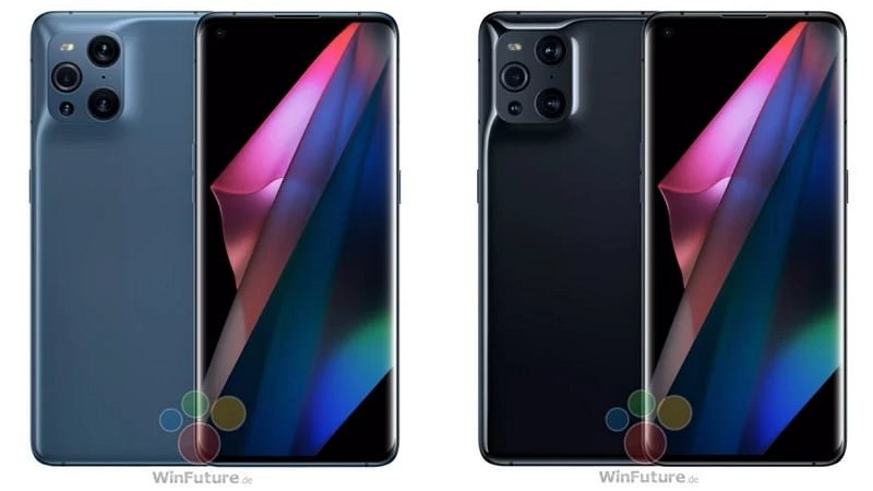 OPPO Find X3 Pro - WinFuture