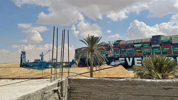The difficult Suez Canal, Turkey digs a new canal