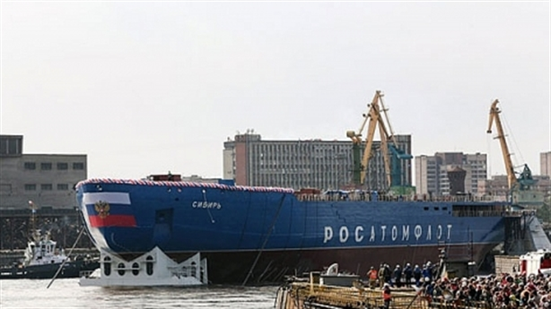 Russia takes advantage of promoting the North Sea route