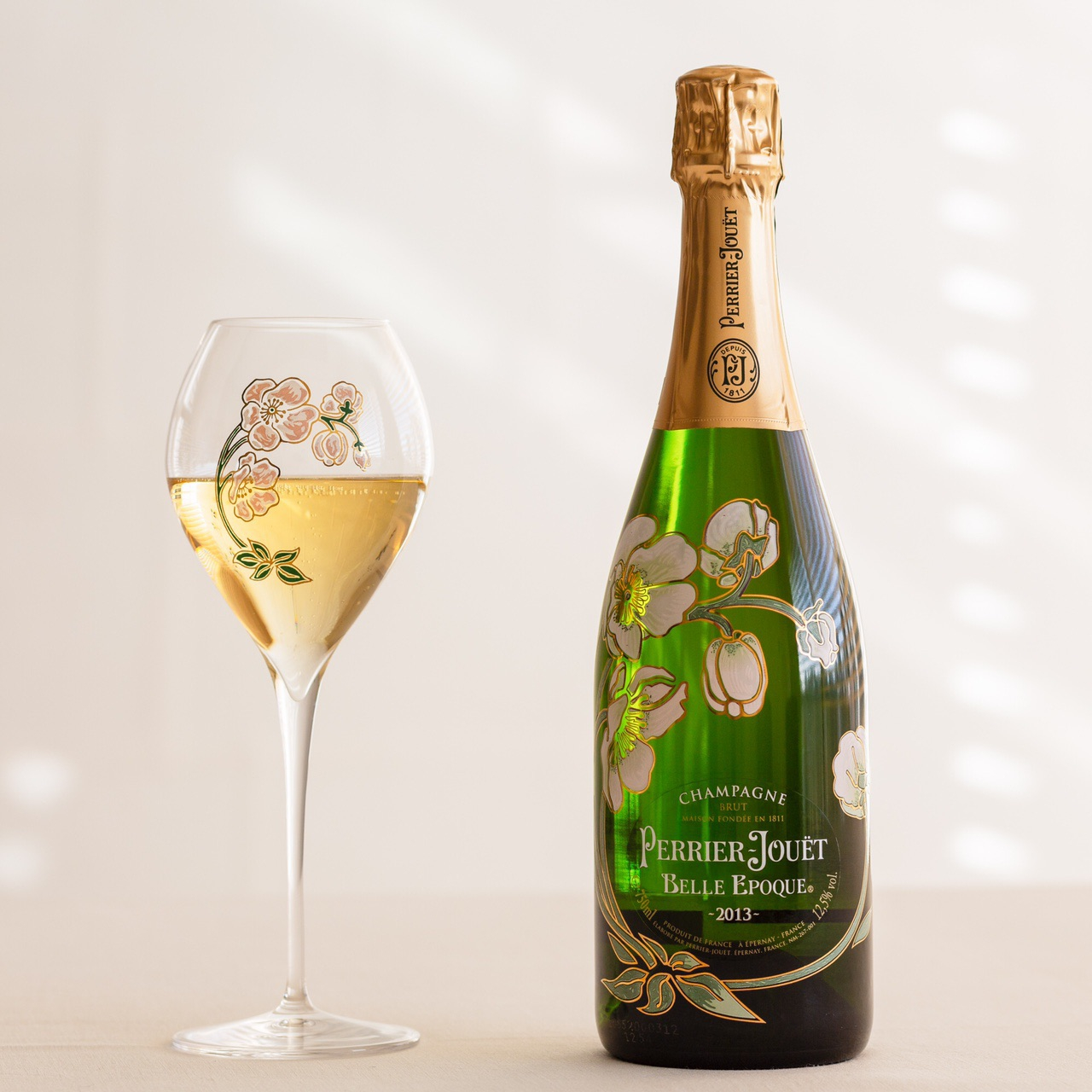 A delicious story of Perrier-Jouët.