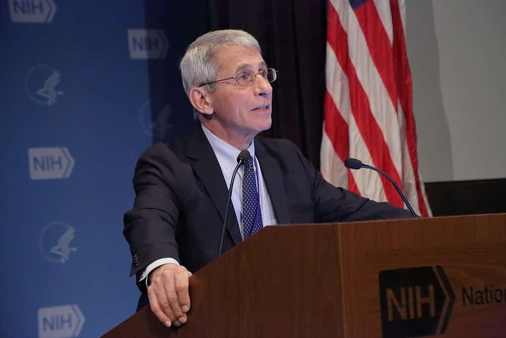 The relationship between Mr. Fauci and the Wuhan Virus Institute was revealed