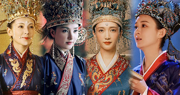 The Song Dynasty's beauties on screen: Luu Dao contrasted with Giang So Anh and Trieu Le Dinh